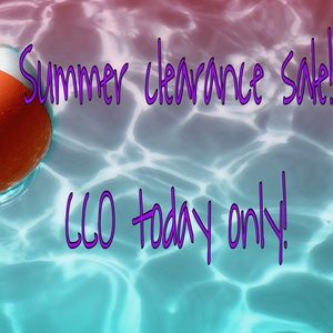 ☀️Summer Vibes Sale - Today only! ☀️
